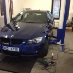BMW se leskne