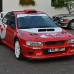 Jedna z prvních fotek hotového WRC