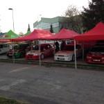 Rallye Světlá servis