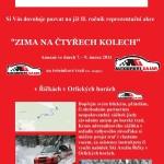 Pozvanka rallye show gajar .-)
