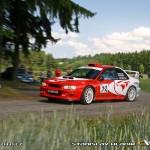 Rallye Radouň 2013, vracák na Okruhu